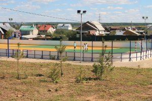 стадион спортплощадка