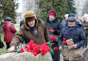 память репрессии цветы
