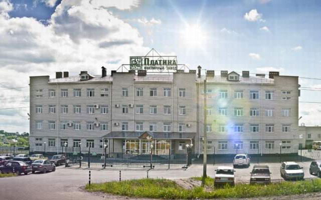 Ювелирный завод Платина