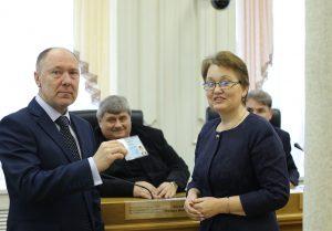 Депутат Вера Соколова Кострома