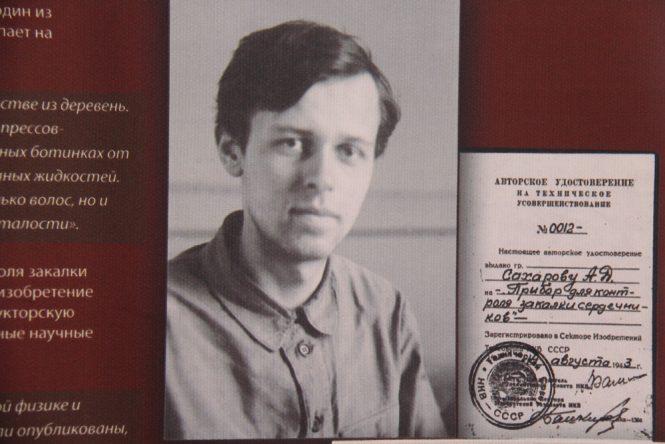 Андрей Сахаров выставка Кострома
