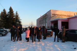 Общественные слушания по ТБО в Кузьмищах