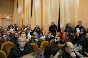 Карусельщики голосуют за полигон в Кузьмищах