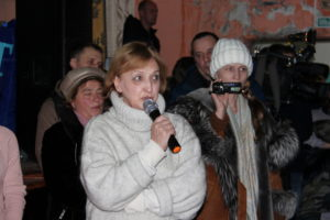 Ирина Назарова против полигона в Кузьмищах Кострома