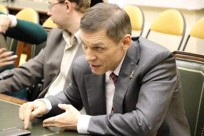 Владимир Михайлов ЦИК