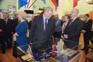 выставка 100 лет фсб Кострома