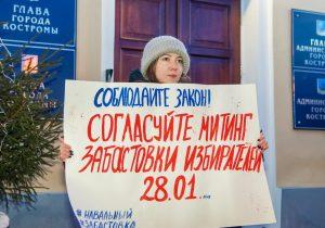 Анна Вершинина Кострома
