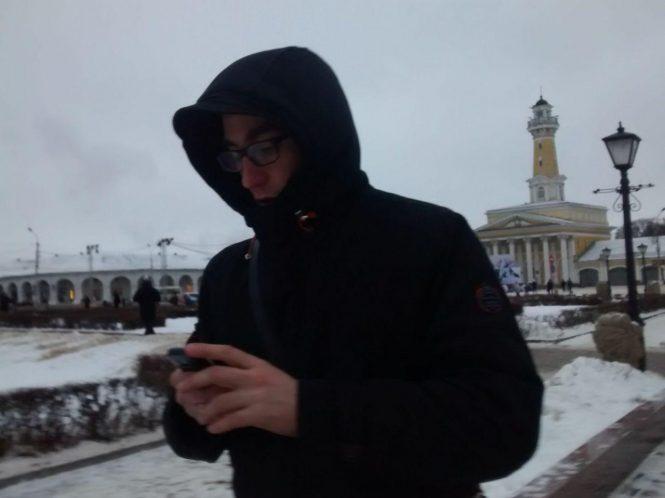 нападение на Зыкова