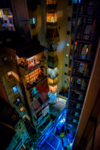 Ночной Бейрут