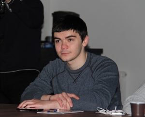 Александр Зыков