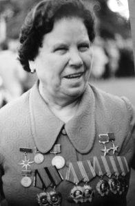Малинина Прасковья Андреевна