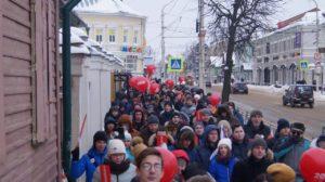 забастовка избирателей кострома