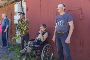 ночлежка инвалиды