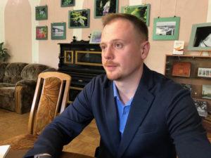 Артем Демидов в Костроме ВООПИиК