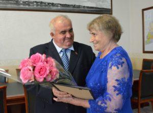 Сергей Ситников и Алевтина Олюнина