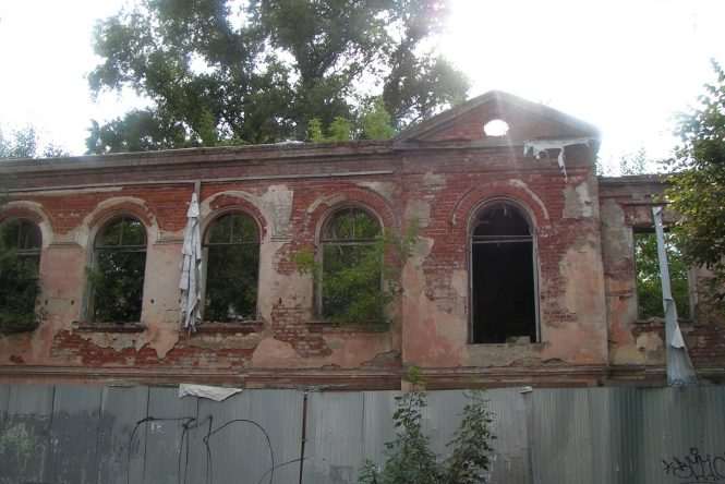 Кострома ул Островского 53А фото 2018