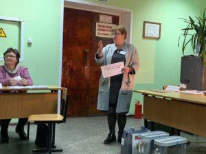 На выборах в Мантурово 14 октября 2018