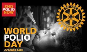 Ротари 2018 Polio Day 24 10 2018