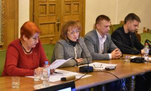 Валентина Ульянова Ирина Акимова Александр Соколов Иван Сабуров ноябрь 2018