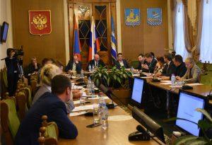 Заседание комиссии Думы города Костромы ноябрь 2018