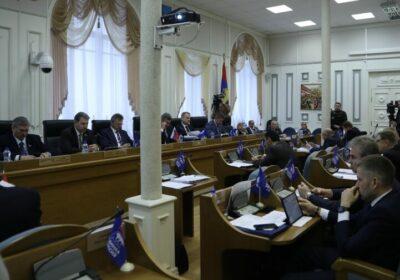Костромская областная Дума Единороссы
