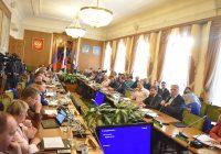 Заседание Думы города Костромы 21 12 2018
