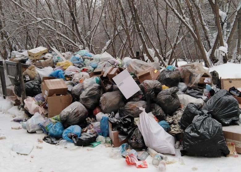 кирилл левченко ВК мусор