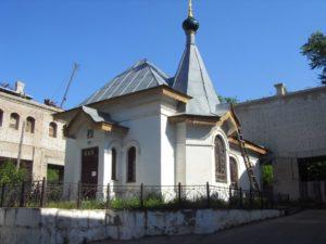 Храм в онкодиспансере Кострома