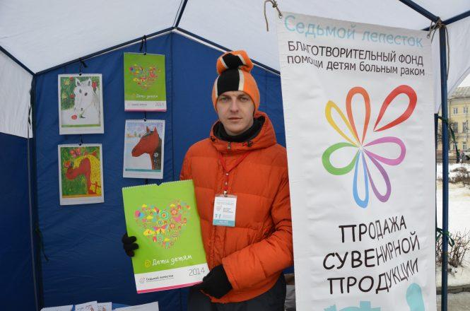 Седьмой лепесток Дмитрий Денисенко Фото Николая Суворова