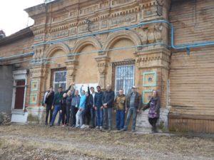 вокзал московская