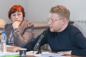 Николай Рыбаков и Валентина Ямщикова в Костроме 23 05 2019