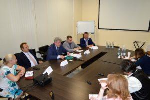 Пресс-конференция костромских адвокатов