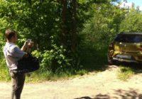 Костромичей начали штрафовать за парковку на газонах
