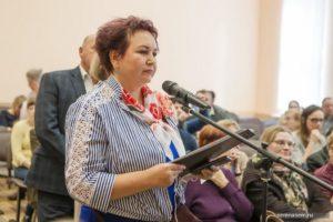 Наталья Цветкова на слушаниях по генплану Костромы 2019