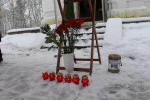 В Костроме зажгли свечи в память о жертвах репрессий