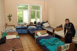 Семеновский дом-интернат Нерехтский район