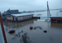 Районы Костромской области ушли под воду из-за паводка