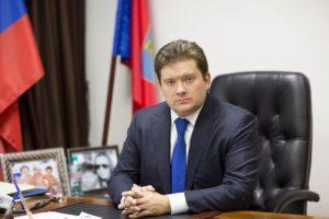 Костромского сенатора повысили до вице-спикера