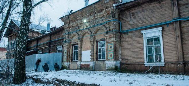 Активисты взялись за восстановление старого костромского вокзала