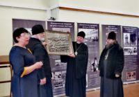В Нерехте открыли выставку о репрессированных священниках
