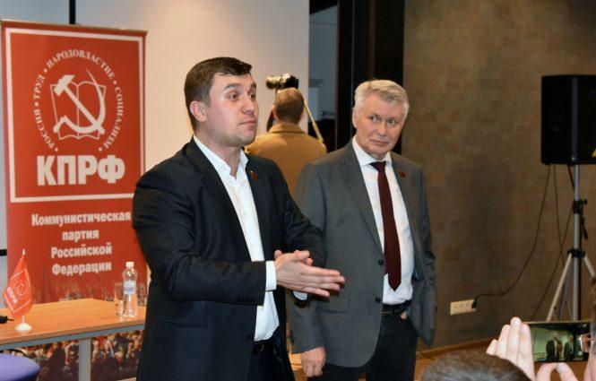 Валерий Ижицкий и Николай Бондаренко в Костроме 2020