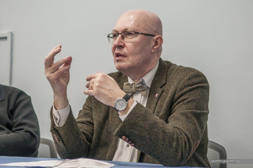 Валерий Соловей в Костроме