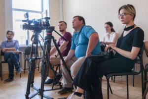 Пресс-конференция Кострома