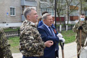 Валерий Катышев и Игорь Ральников