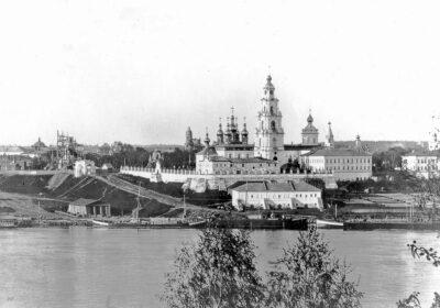Кострома Кремль Соборы