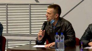 Александр Соколов на круглом столе в Костроме 23 09 2020 Фото ГТРК
