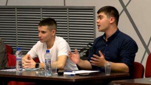 Александр Зыков на круглом столе в Костроме 23 09 2020 Фото ГТРК