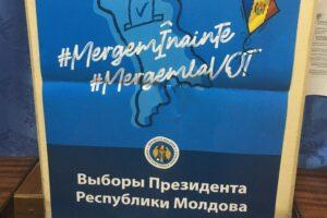 Выборы президента Молдовы 2020 в Костроме