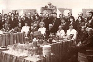 Первая годовщина журнала Губернский дом