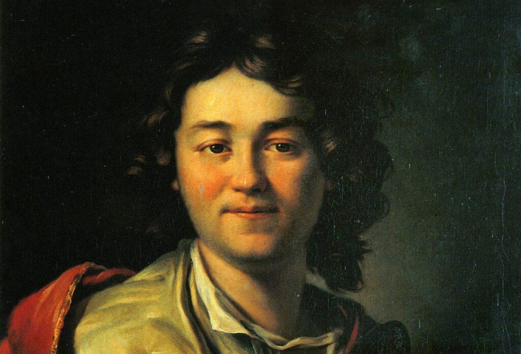 Федор Григорьевич Волков актер
